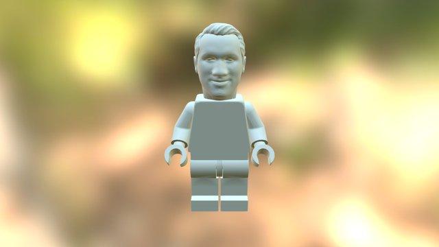 Funky3Dfaces 3D Model