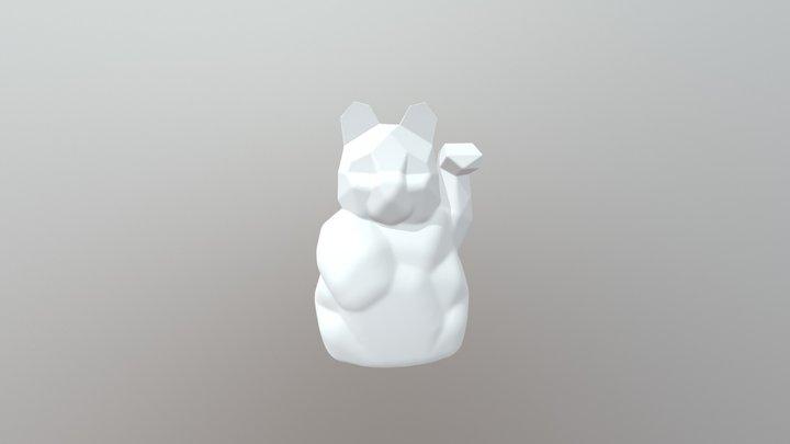 FAT CAT 3D Model