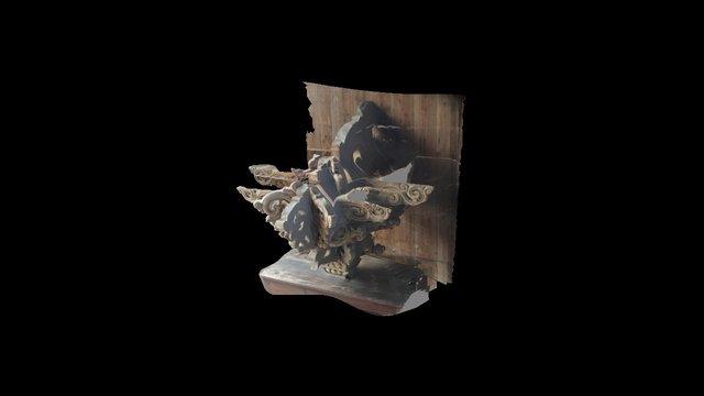 Dougong2 3D Model