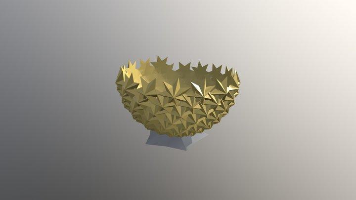 Allstar2 Thropy by Sean Low 3D Model