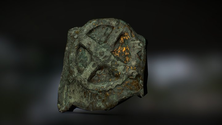 Ancient artefact 3D Model