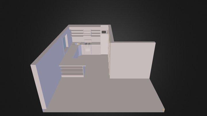 TB 3D Model