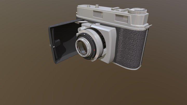 Kodak-Retina-Sketchfab 3D Model