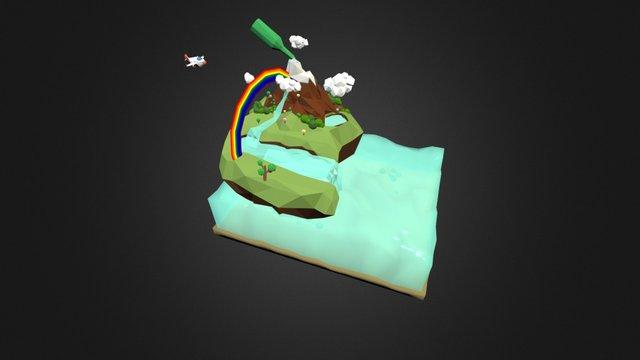freshwater_island 3D Model