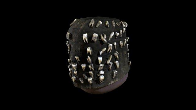 Street dentist's cap 3D Model