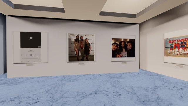 Instamuseum for @ilfenator 3D Model
