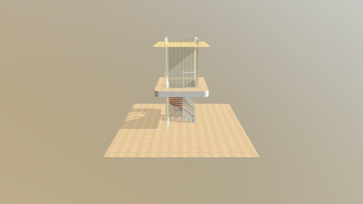 Fiskum 3D Model