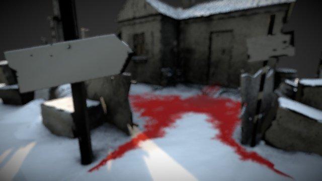 Horror 3D Model