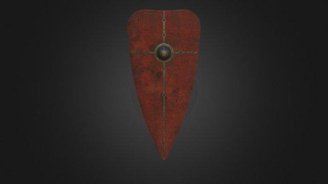 Shield 05 3D Model