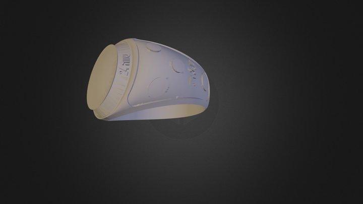 ענת טבעת נרקיסיסטית1 3D Model