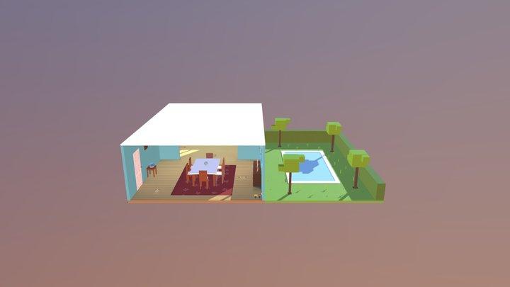 Kitchen * Sparks Suvivor 3D Model