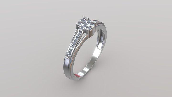 Ring3 3D Model