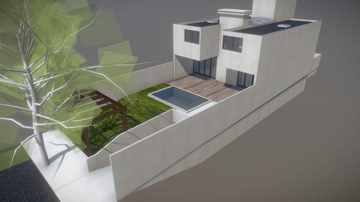 Casa Ricardo 3D Model