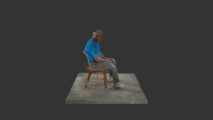 Grandpa Scan 3D Model