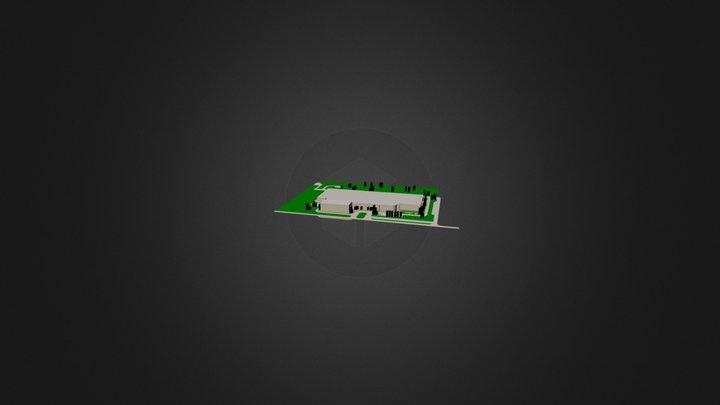 генплан 11 3D Model