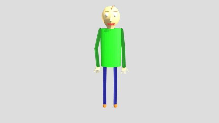 Baldi V3 3D Model