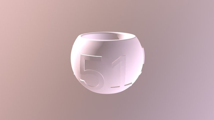 51 3D Model