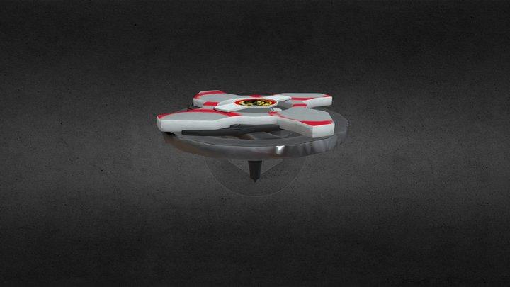 Beyblade 3D Model 3D Model