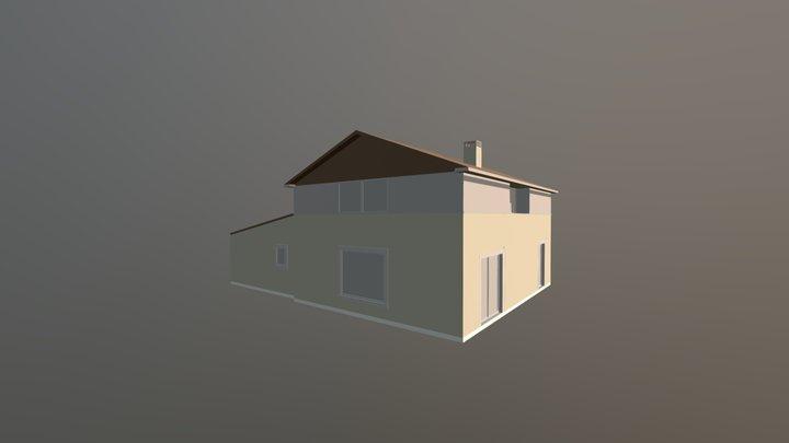 Vivienda tradicional 3D Model