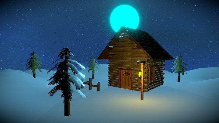 Merry Christmas 2019 🎅🎄 3D Model