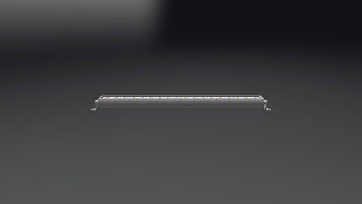 Lumiron Linear LED - TRX 100C SW3 3D Model