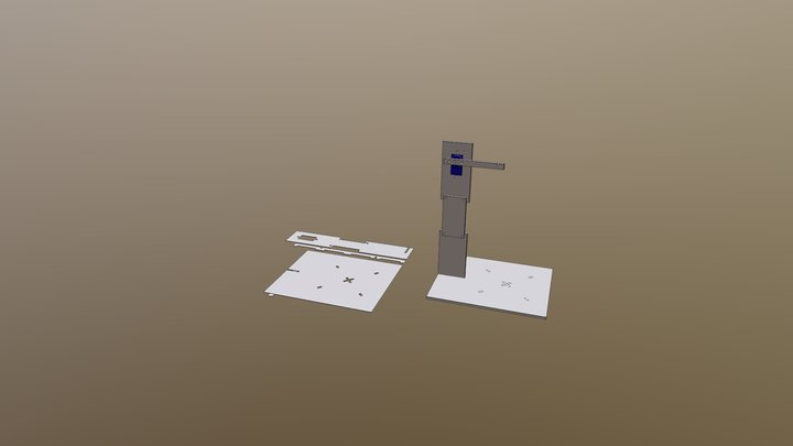 t2 tea brewer-webserver 3D Model