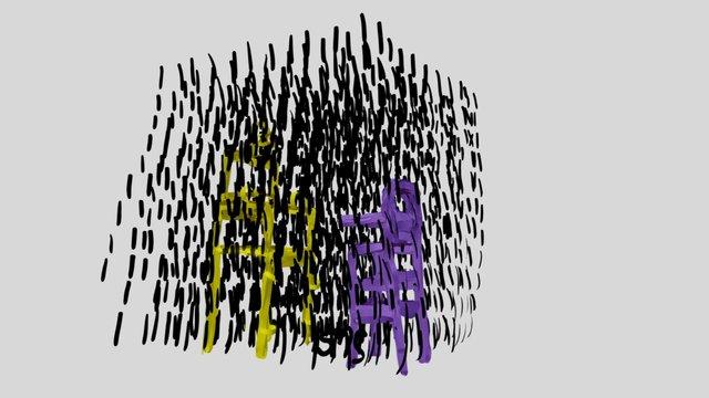 Untitled (Execution Chair) - Sam Stewart 3D Model