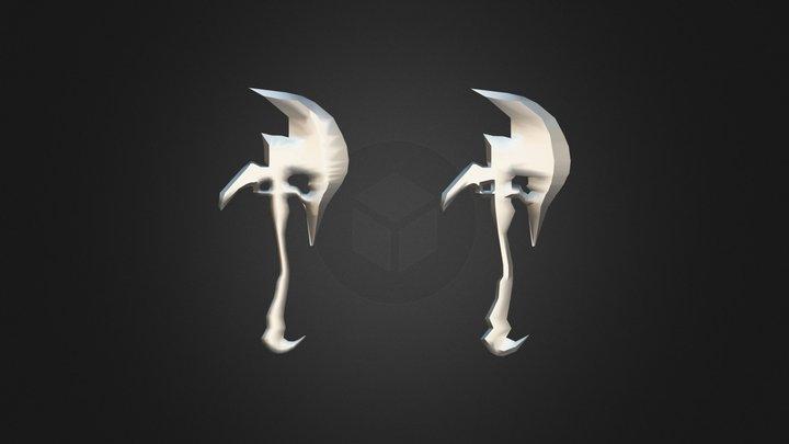Axes Aula1 3D Model