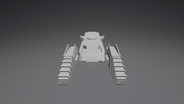 Hawk Craft 3D Model