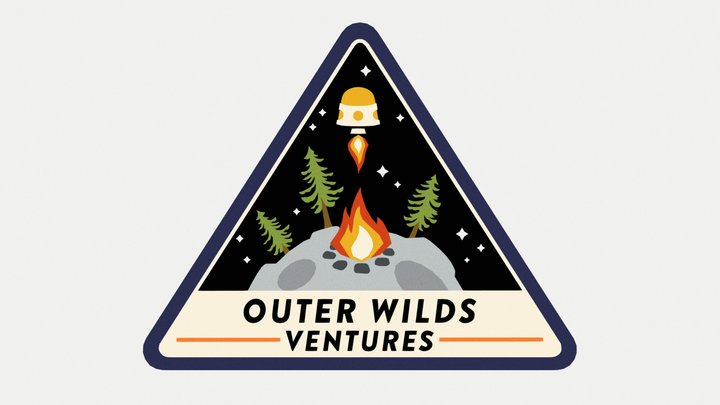 Mission Patch - Outer Wilds 3D Model