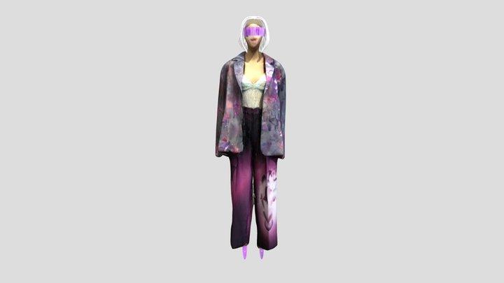 Color-suit-noamt 3D Model