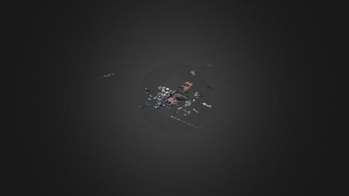 2019萬金教堂 3D Model