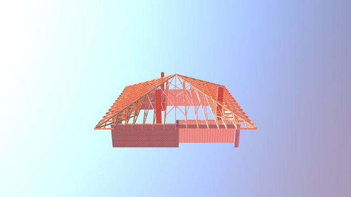 Sobienie Biskupie 3D Model