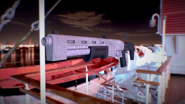 DALIAR-8 3D Model