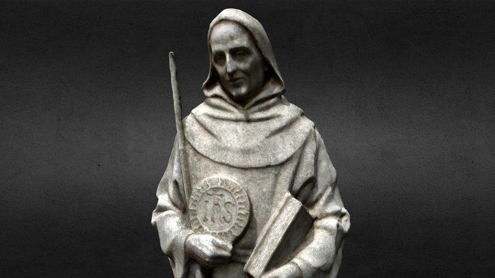 San Francesco - Sculpture 3D Model
