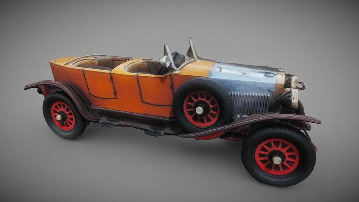 Ravel B1226 3D Model