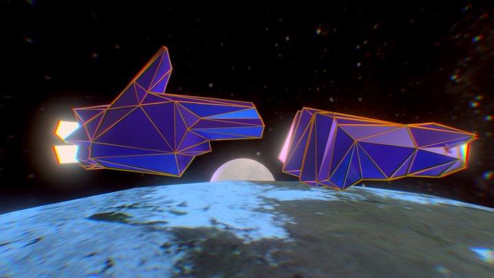 RTJ4D: Earth folk not a mellow bunch... 3D Model