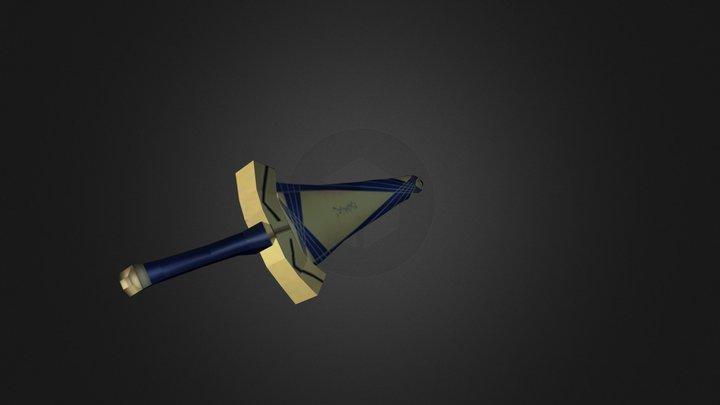 Excalibur2 3D Model