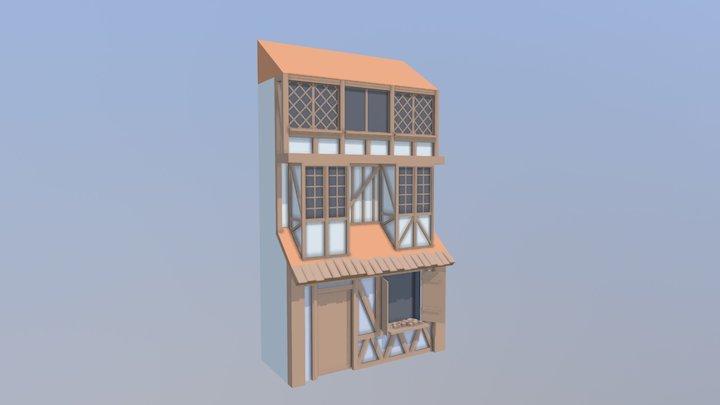 JC FP Building 5 3D Model