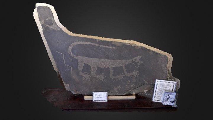 Mountain Lion Petroglyph