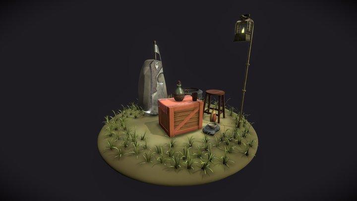 Final 3D Model