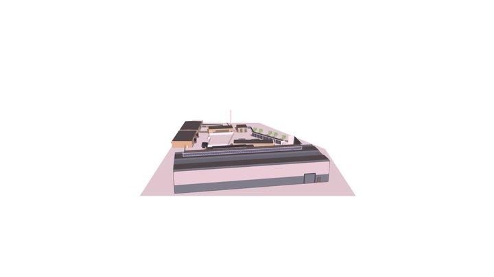 MFK 3D Model