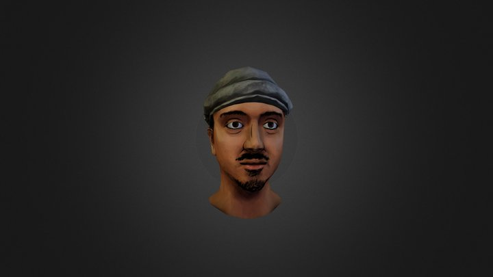 Face the Second 3D Model