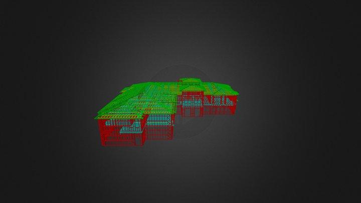 Malatya School 3D Model