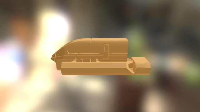 ICE_whistle 3D Model