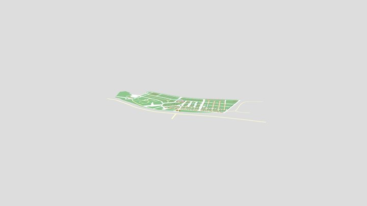 Map NOTEBURG 2 3D Model