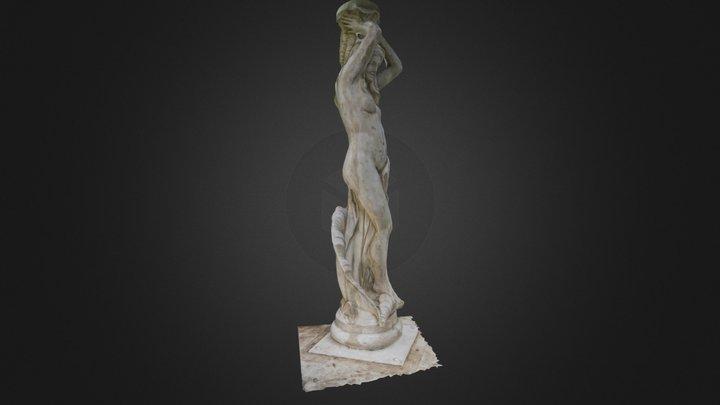 Annecy, Jardins de l'Europe 3D Model