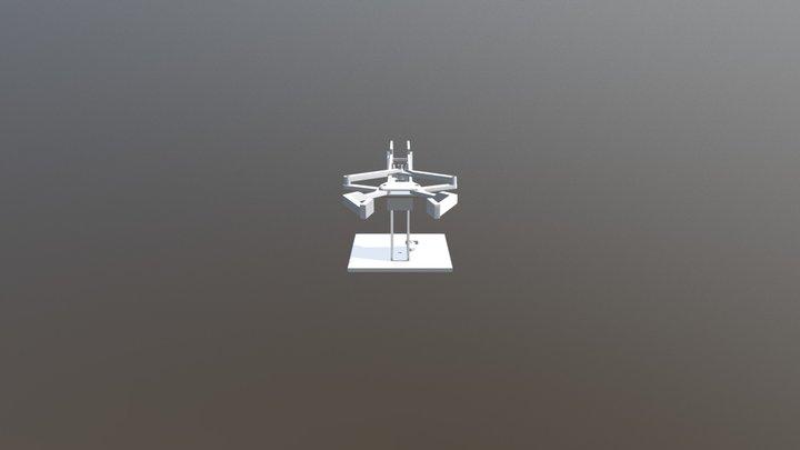 Hydraulic Arm(2) 3D Model