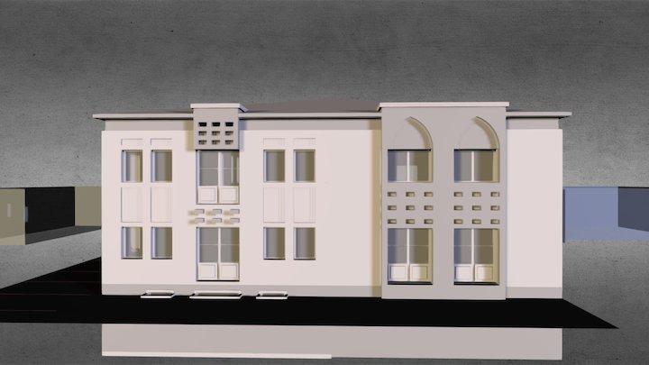 Libanesos 3D Model
