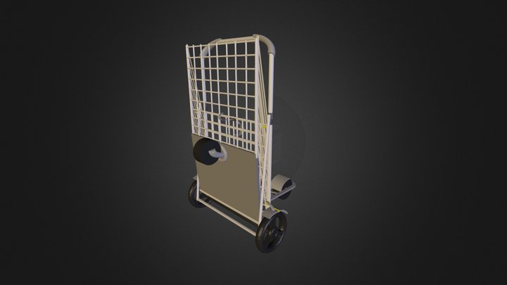 Dart ver3.0 scoot w-out p.dae 3D Model